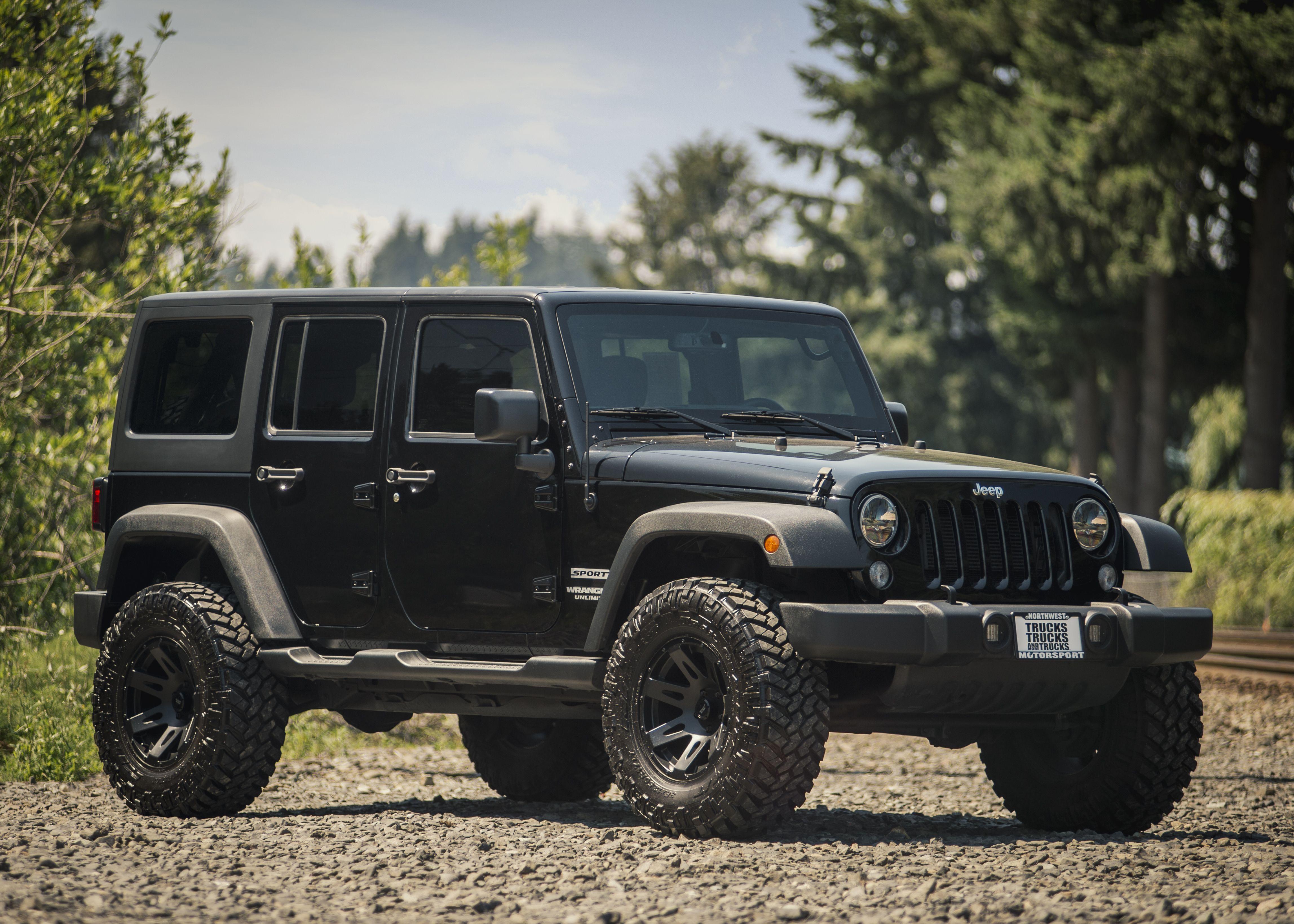2015 Jeep Wrangler Unlimited Sport 4x4 2015 jeep