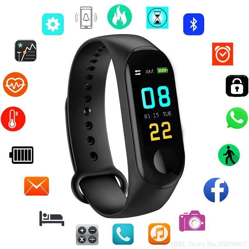 Bracelet Sport Watch Children Kids Watches For Girls Boys Wrisr Watch Electronic LED Digital Wristwatch Child Clock Brand Hours #sportswatches