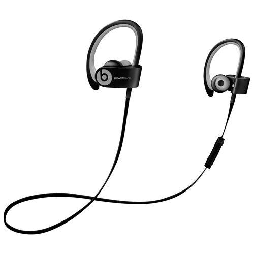 Beats by Dr  Dre Powerbeats 2 In-Ear Headphones - Black