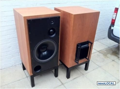 ATC SCM150 ASL Monitor Speakers Bookshelf Floor Standing Loudspeaker Audiophile