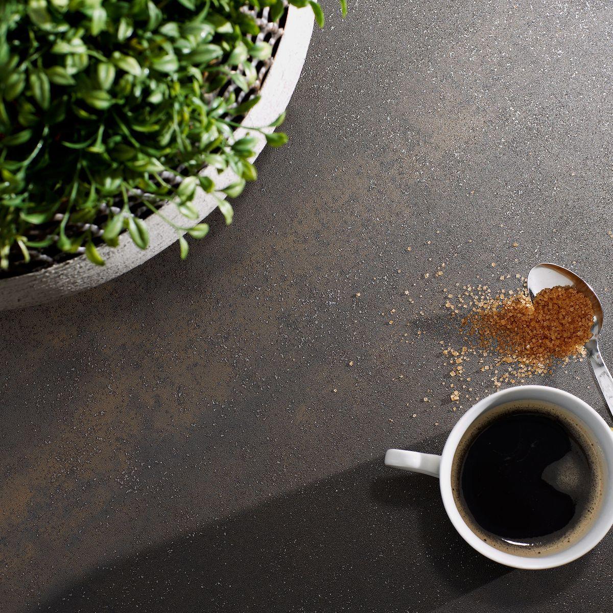 Table Argo 180 Cm Gres Cerame Iron Moss Pieds Noir Taille 8 Pers En 2019 Products Table Gres Cerame Et Taille