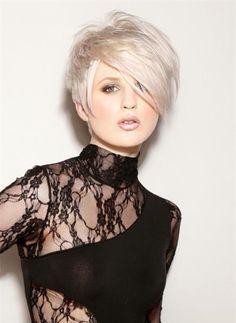 Coiffure d'allure sophistiquée   Photo coiffure 2017   hair styles ...
