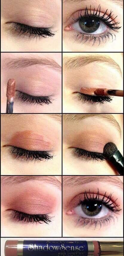 Lipsense Makeup: How To Apply Shadowsense Step By Step