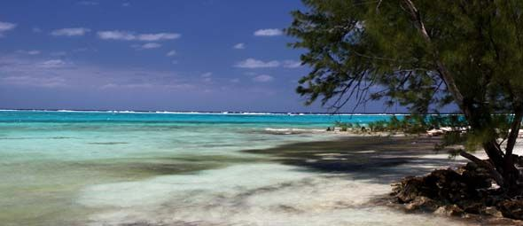 Rum Point Caribbean Watersports Cayman Beach