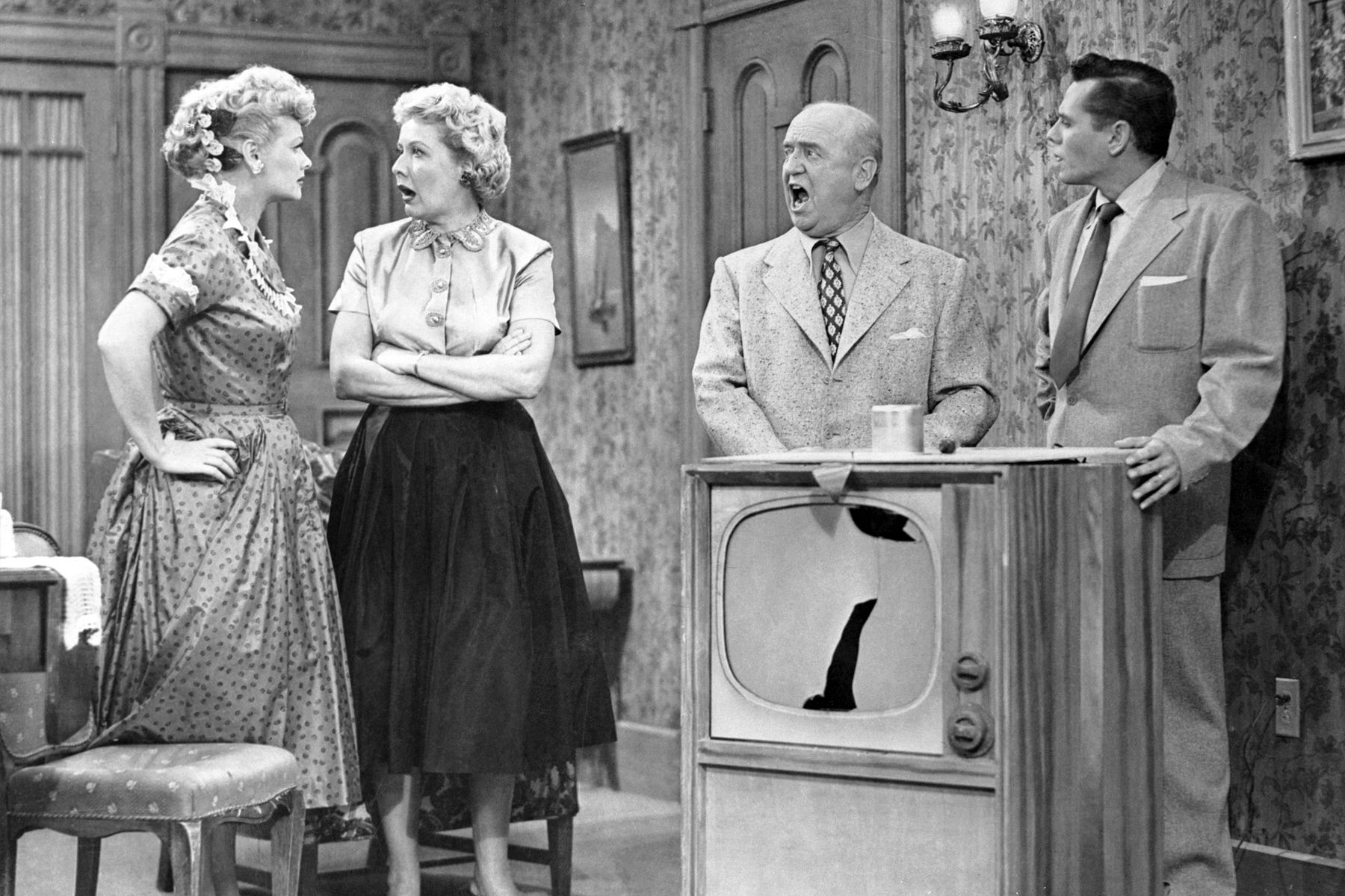 """The show cemented Lucille Ball and Desi Arnaz as cultural icons for the ages. How much do you know about """"I Love Lucy?"""""""