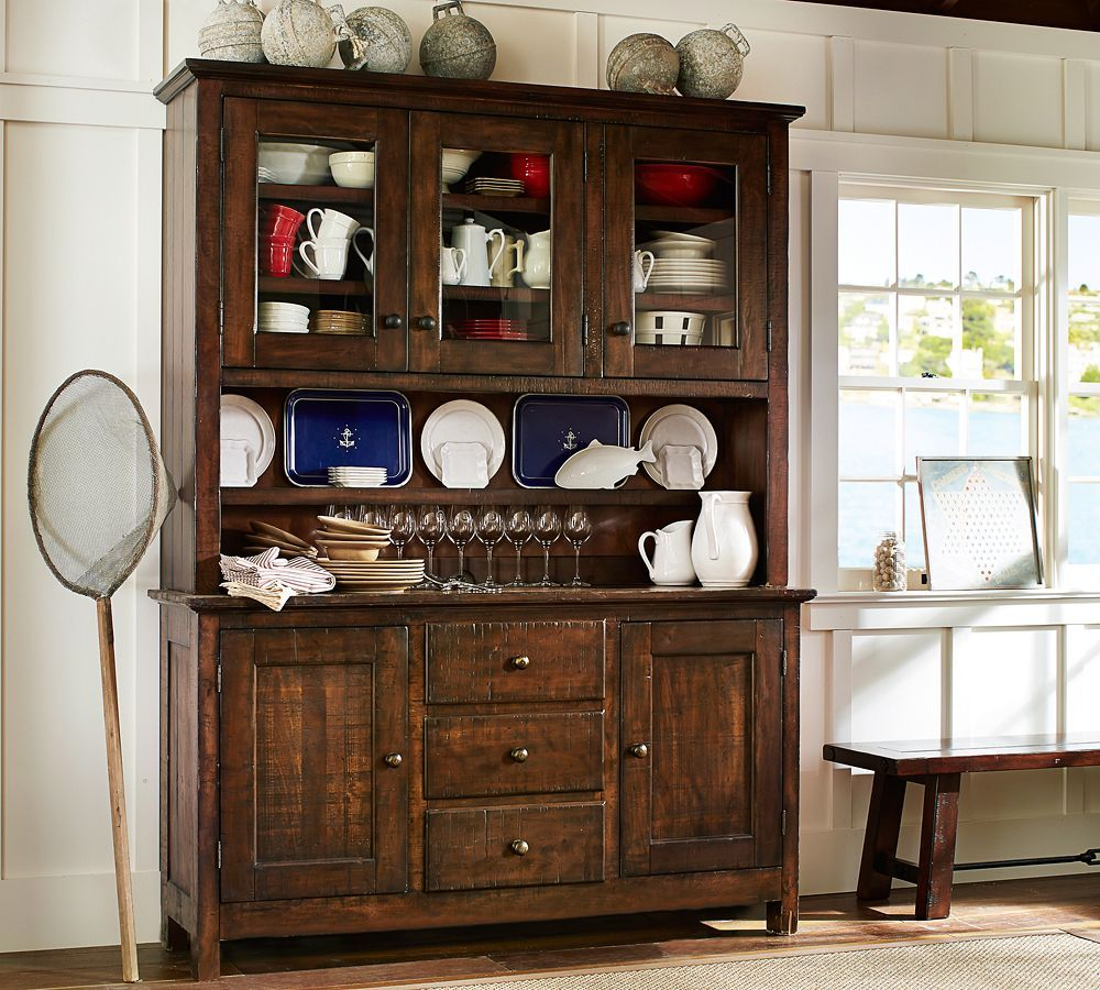 Pottery Barn Benchwright Buffet When I Get A Bigger House