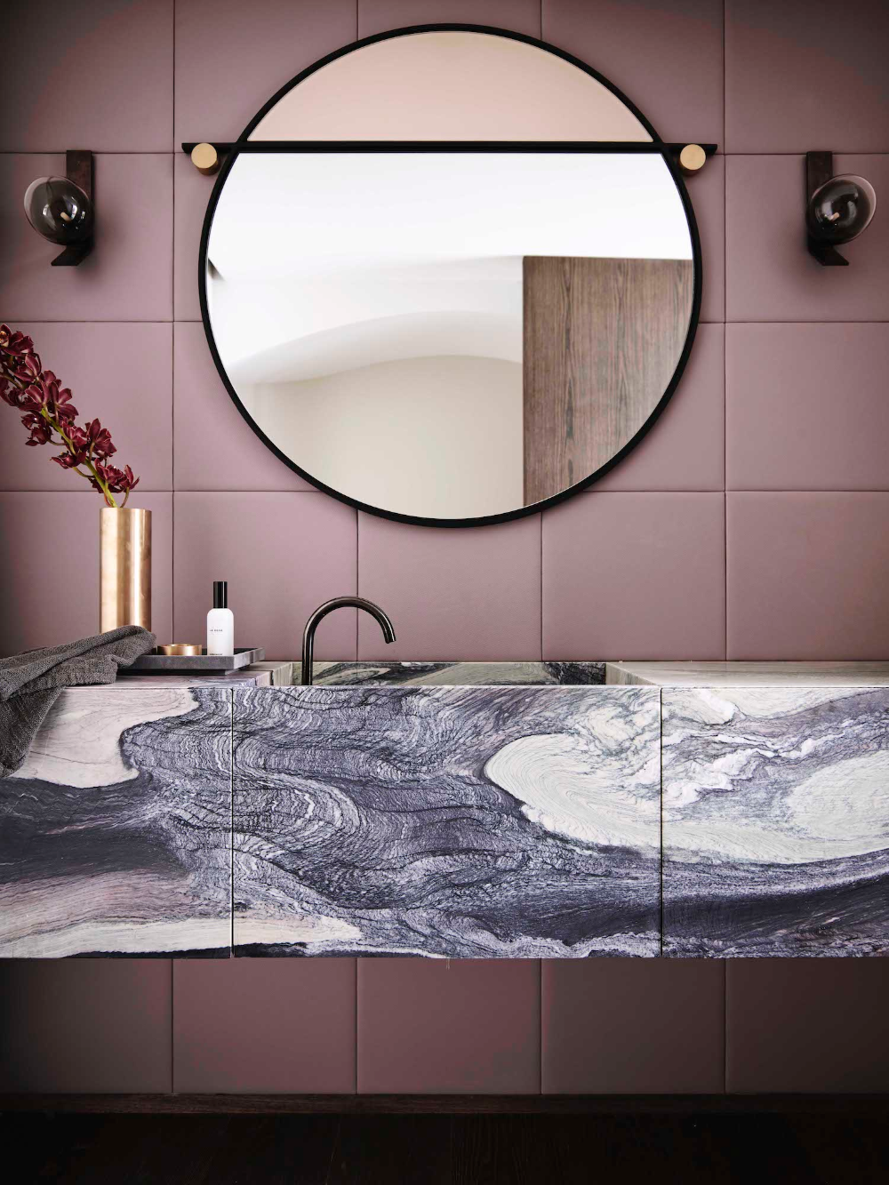Photo of Bathroom | Sydney House Bathroom by Decus Interiors | Est Living Free Digital Design Magazine