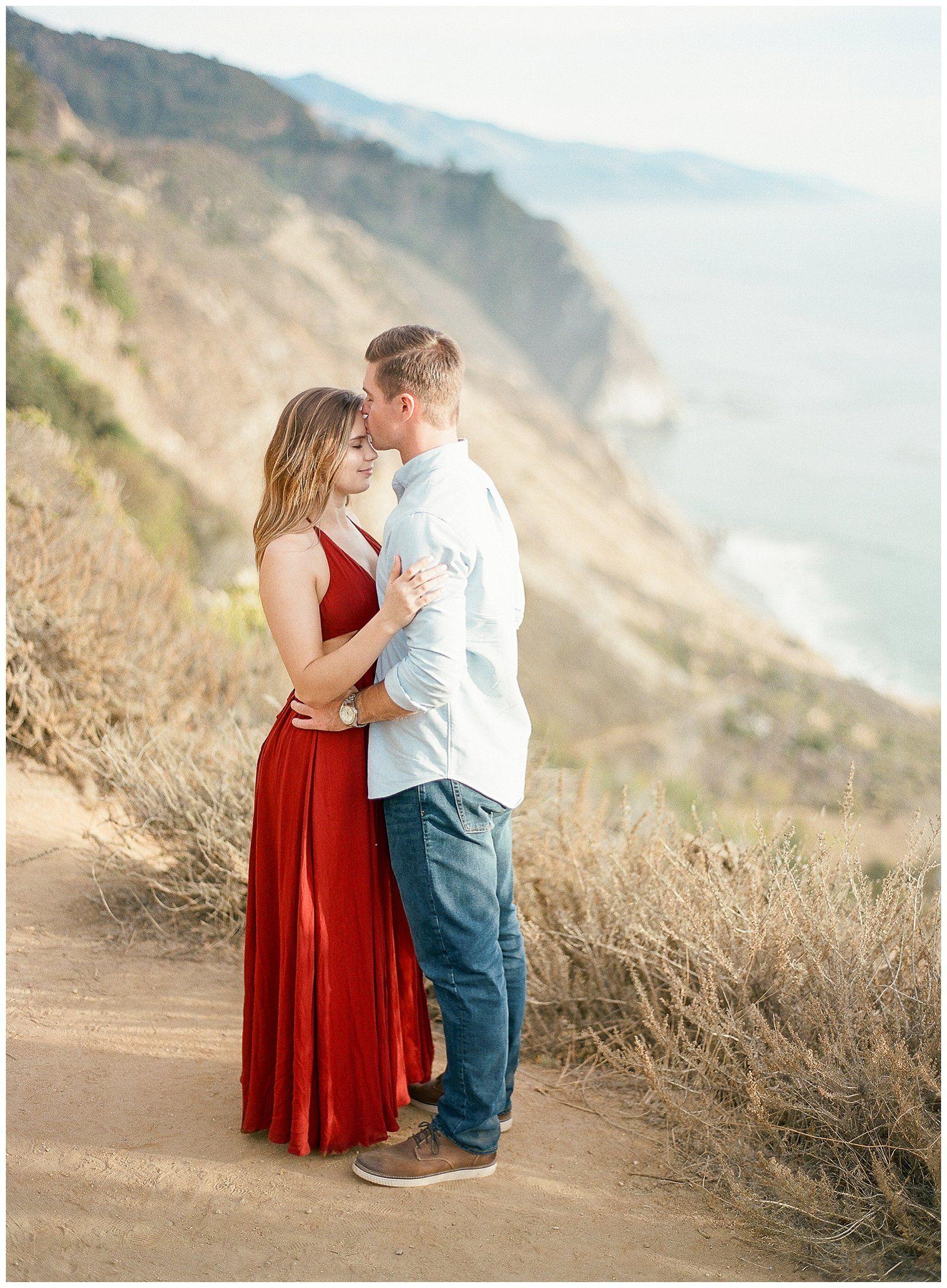 Natalie & Chad A Big Sur Engagement Session Film