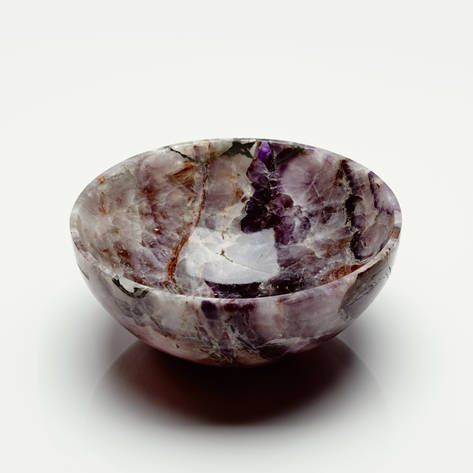 Creel and Gow — Amethyst Bowl