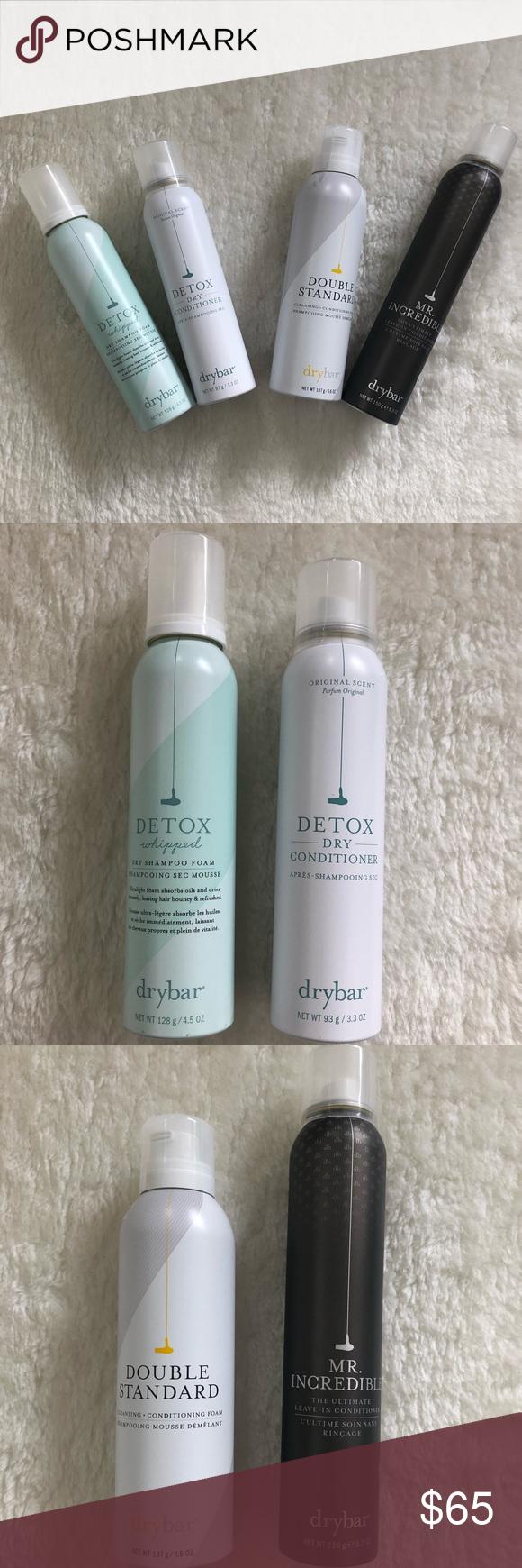 Drybar Bundle Drybar Dry Conditioner Dry Shampoo