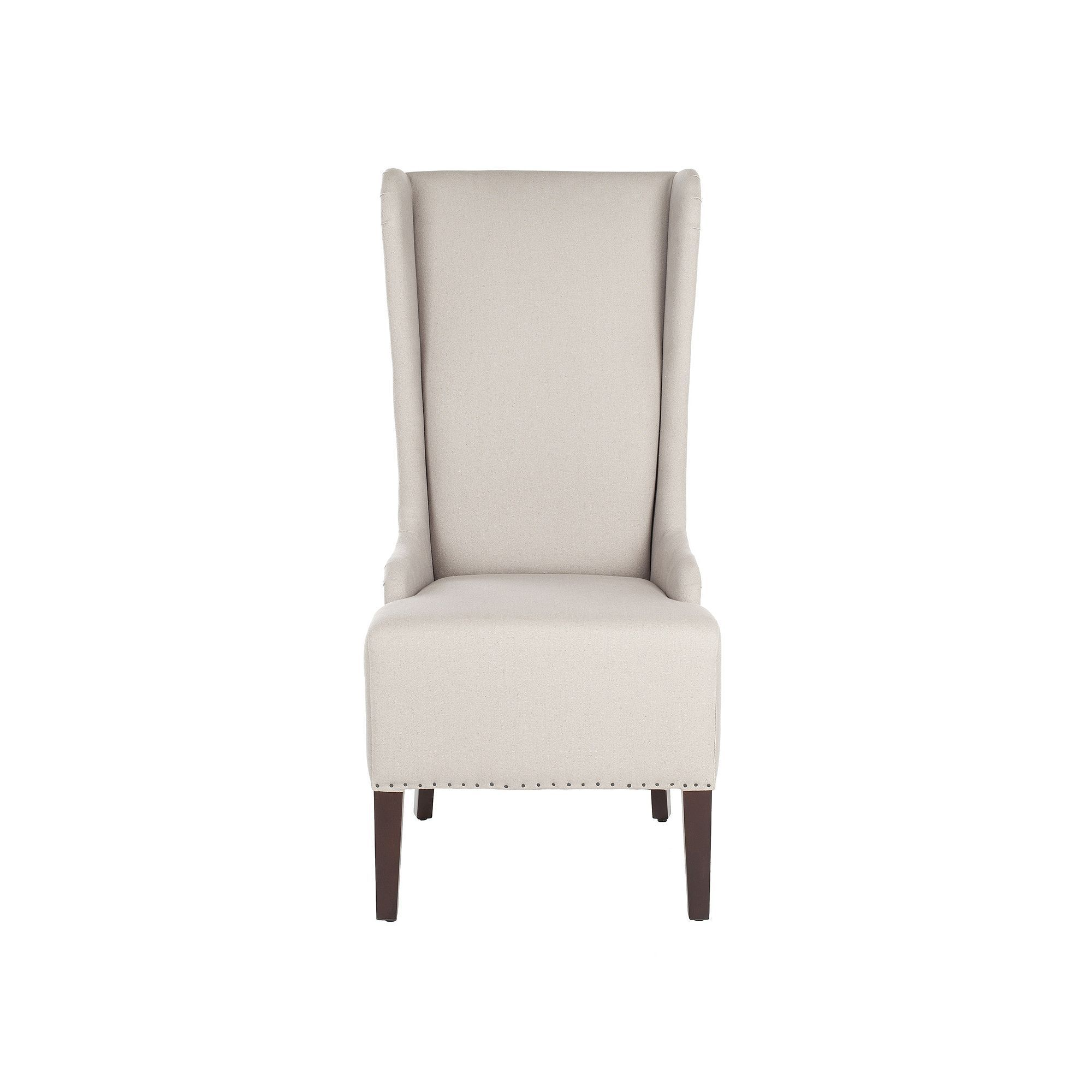 Safavieh Becall Taupe Dining Chair Beig Green Dining