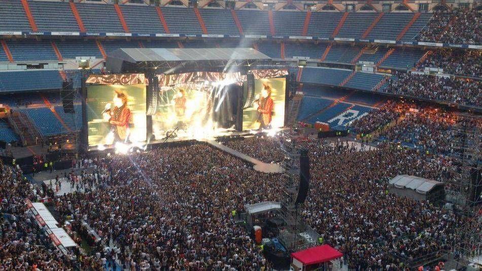 Lecciones de inmortalidad con los Rolling Stones en Madrid.