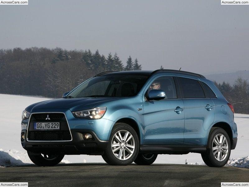 Mitsubishi ASX (2011) Car, 4x4, Vehicles