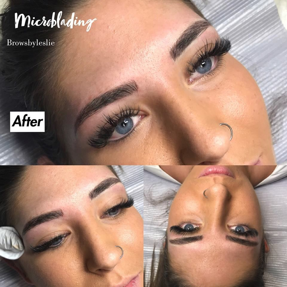 Flash Your Style Microblading Training ⠀ a