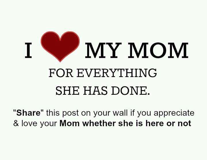 I\'ll always love my momma... R.I.P. mom | Love you mom ...