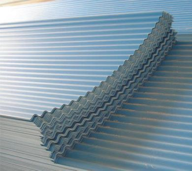 Corrugated Plastic Sheets Are An Economical Material For Use In Many Roofing Projects In The Garden And Around The Home Plasticsheet Plasticroofing Http W
