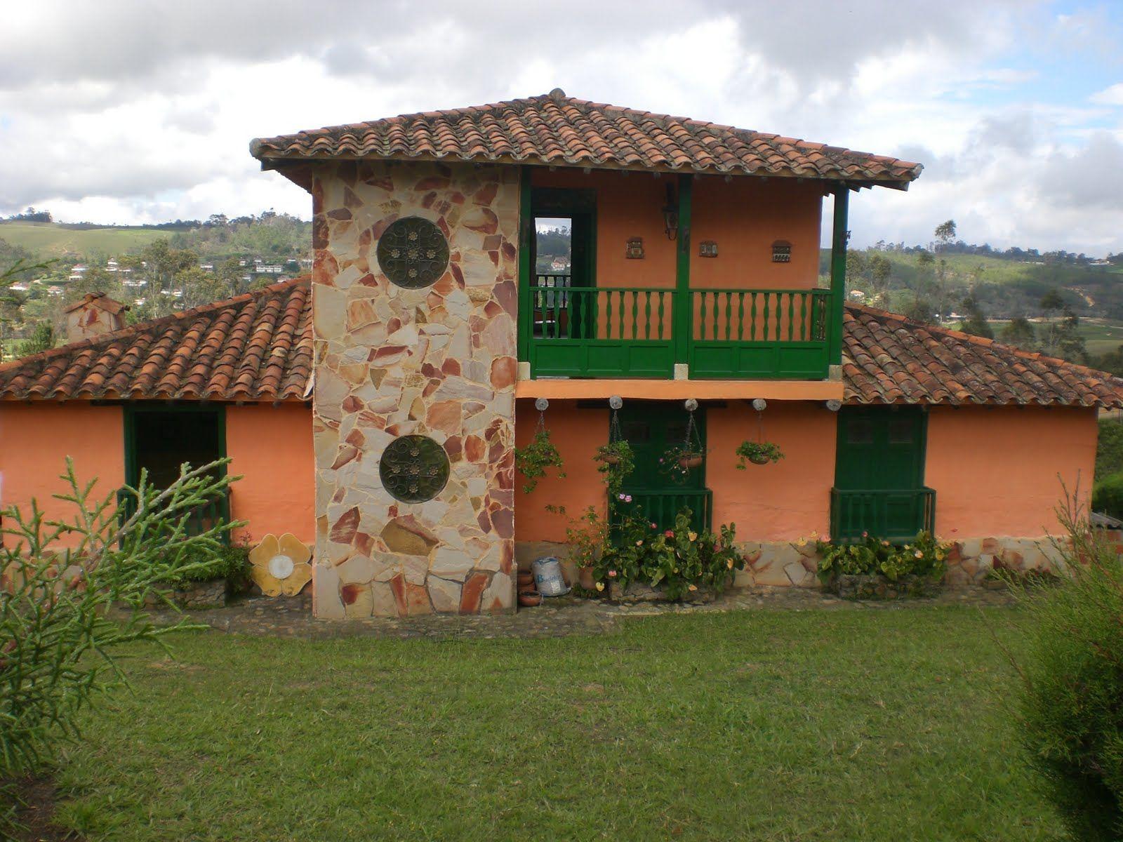 Decoracion de interiores estilo rustico casas de campo for Decoracion de interiores de casas
