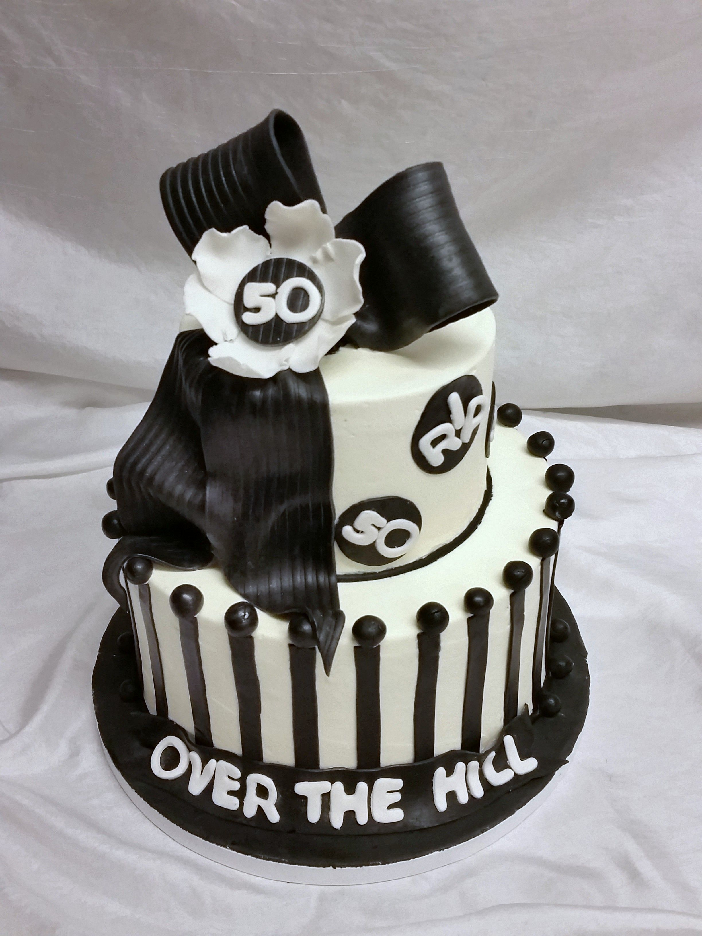 Over The Hill Birthday Cake IncrEdible Endings Specialty Cakes