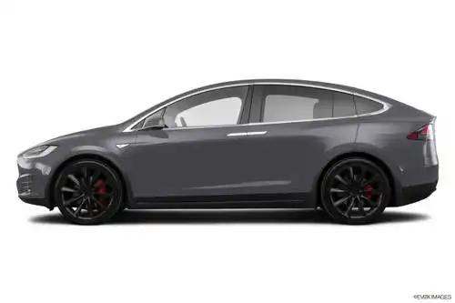 Used 2017 Tesla Model X Suv Pricing For Sale Edmunds Tesla