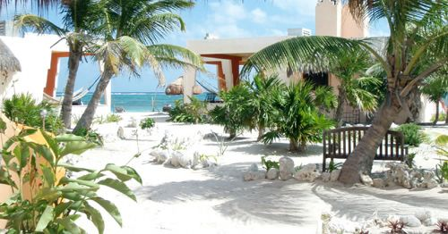 Mayan Beach Garden In Placer Jardin De Playa Maya