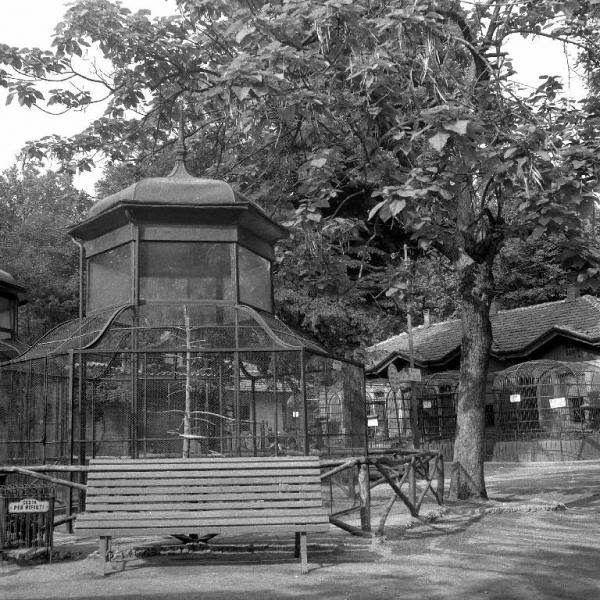 Lo zoo dei Giardini Pubblici di Milano Milano, Giardino, Zoo