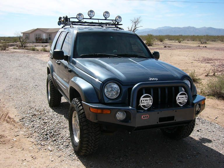 Jeep Liberty Roof Rack Safari Jeep Liberty Roof Rack