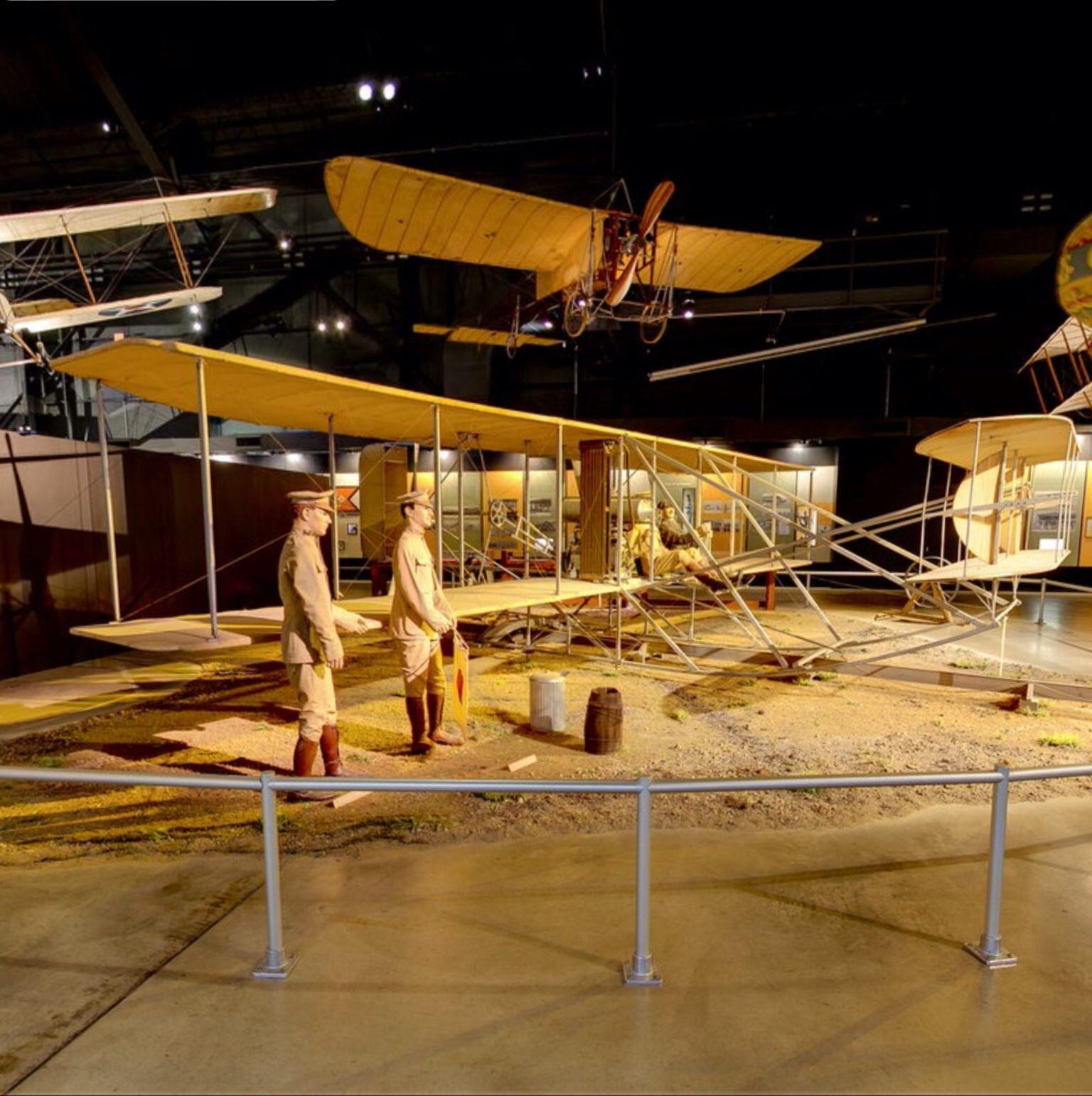 Early years, Wright Brothers. Dayton ohio, Wright
