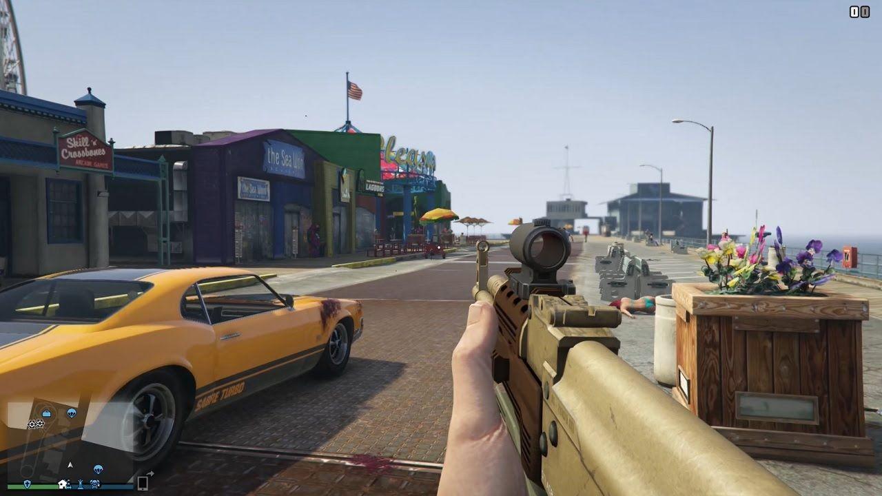 Gta v online ps4 cazas armas personajes vehiculos y hombre de plata