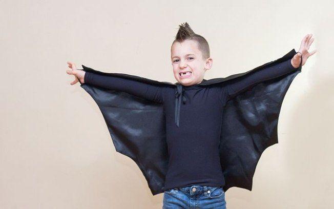 b660176603 26 ideias de fantasias e maquiagens de Halloween para crianças - Filhos - iG