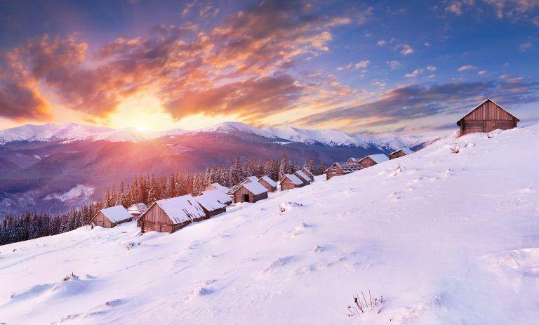 Pin On Iarna Free online winter desktop wallpaper
