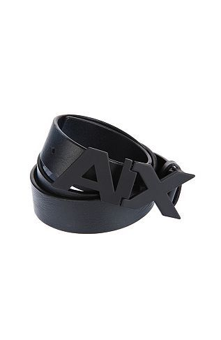 Armani Exchange Belt (Men's) | What A Sexy Man | Armani exchange belt, Armani belt, Armani black