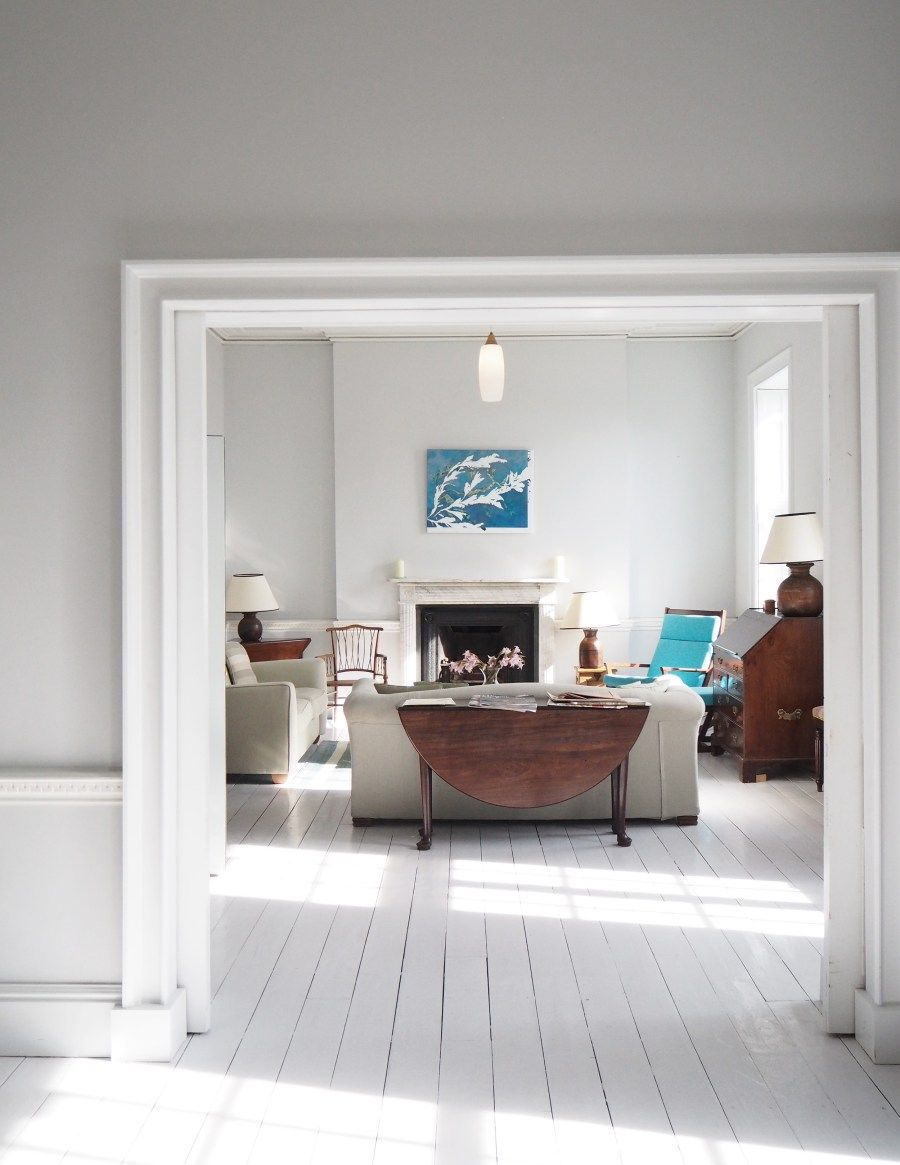 Travel: Chapel House Penzance review | Grey living rooms, Living ...