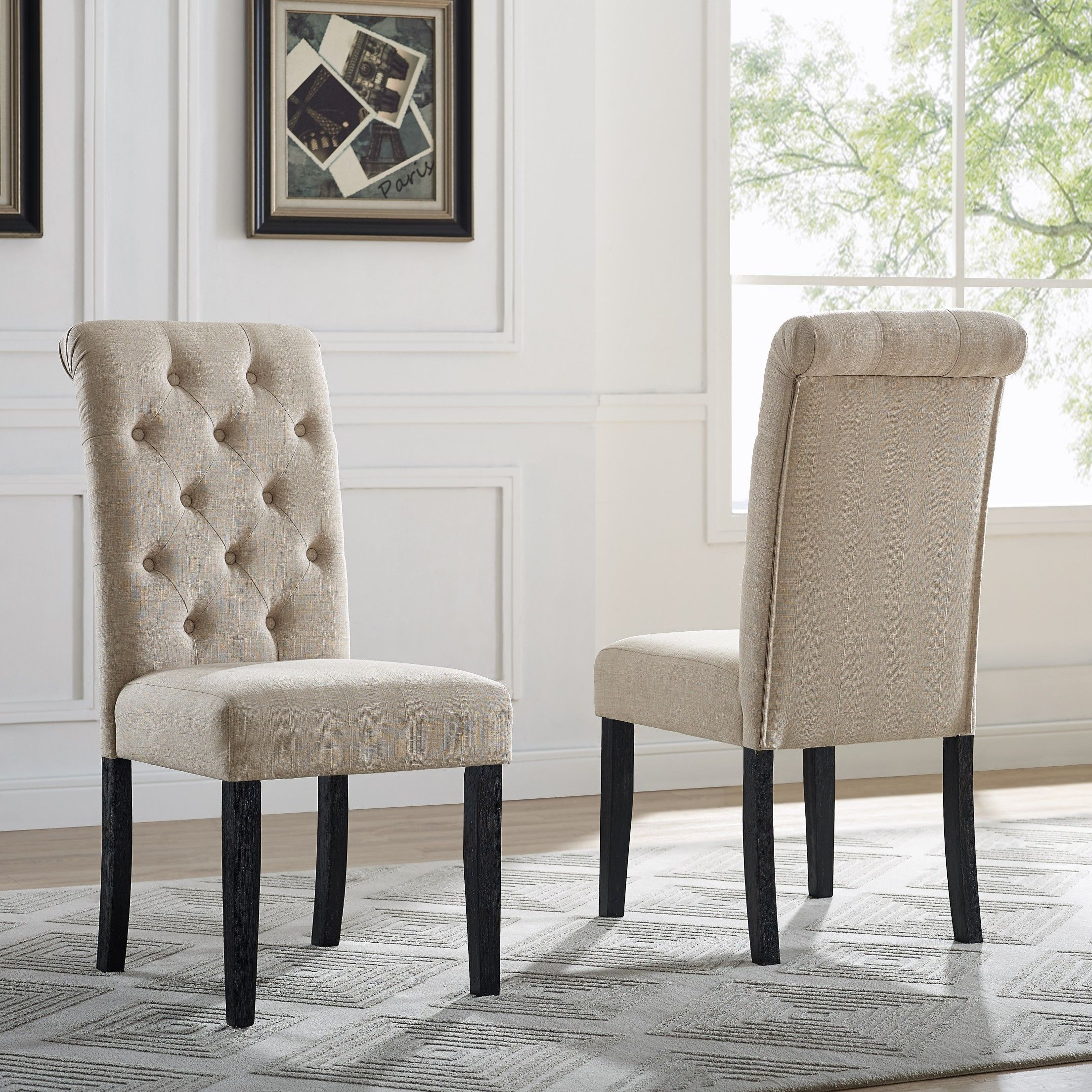 38++ Walmart dining chairs set Trend