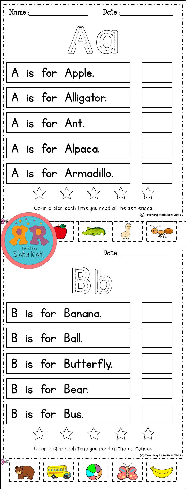 worksheet Pre K Sight Words Worksheets pin by teaching richarichi on products freebies free kindergarten activities pre k first grade 1st grade