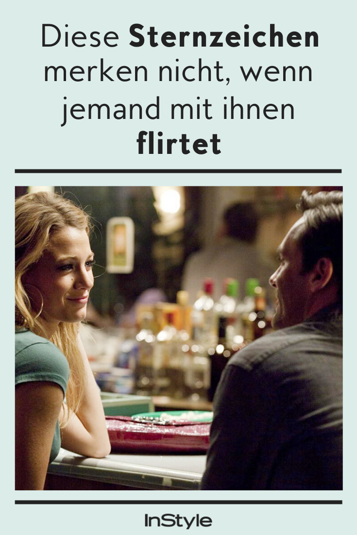 Flirten sternzeichen