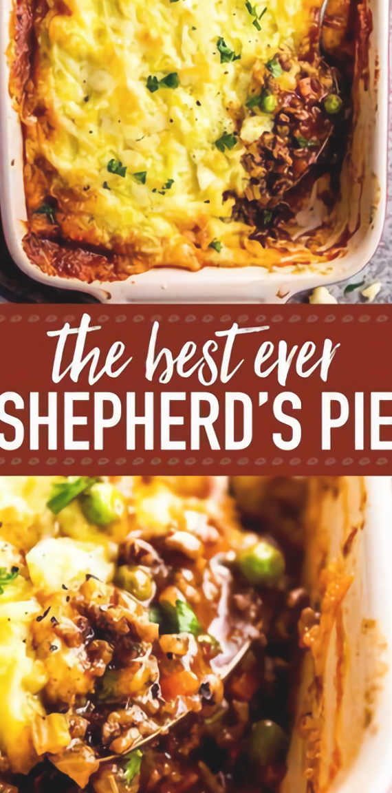 Homemade Shepherd S Rie Is The Ultimate Comfort Food Thiѕ ѕimrle Resire Iѕ In 2020 Healthy Pie Recipes Shepherds Pie Recipe Healthy Shepherds Pie Recipe Pioneer Woman