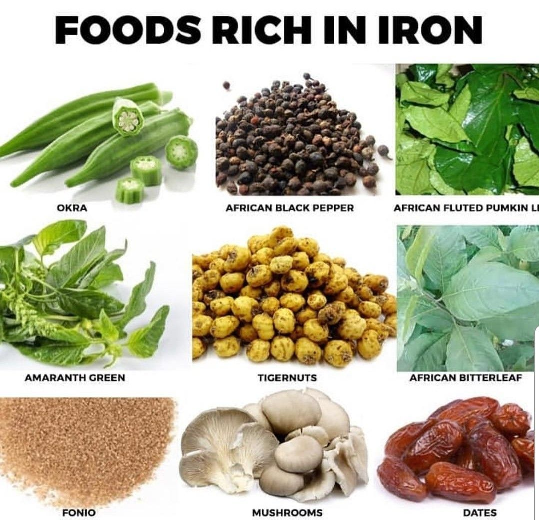 Pin by Yah'Shea on Baby ☺ Iron rich foods, Vegetarian