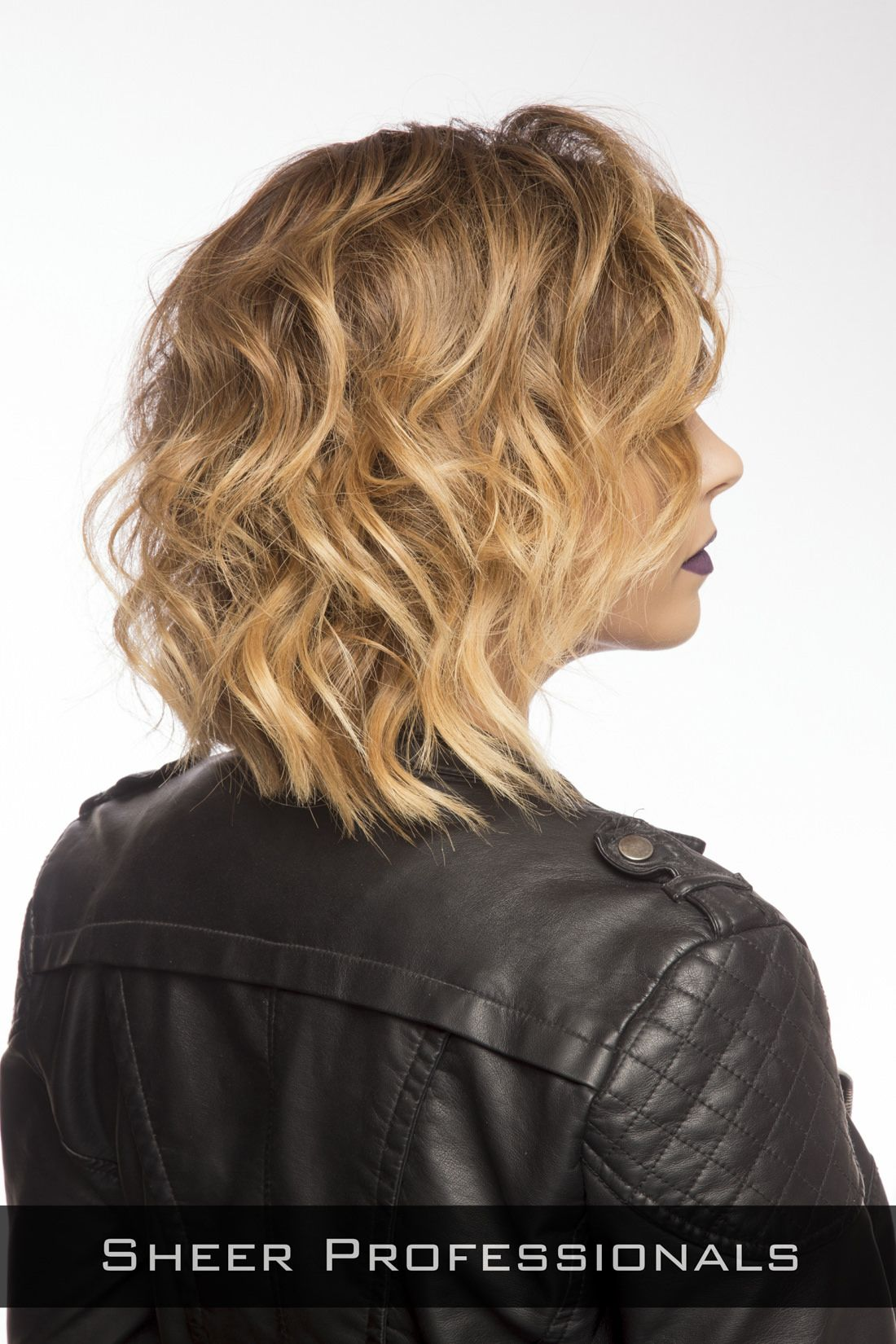 curly bob hairstyles that rock in ombre hair pinterest