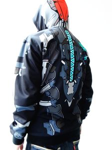 Dead Space Hoodie Too Detailed And Busy For My Tastes