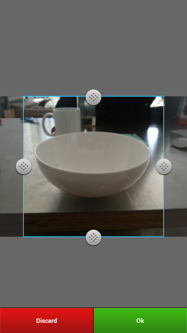 Android Camera Controller Screenshots :: Mobile Patterns