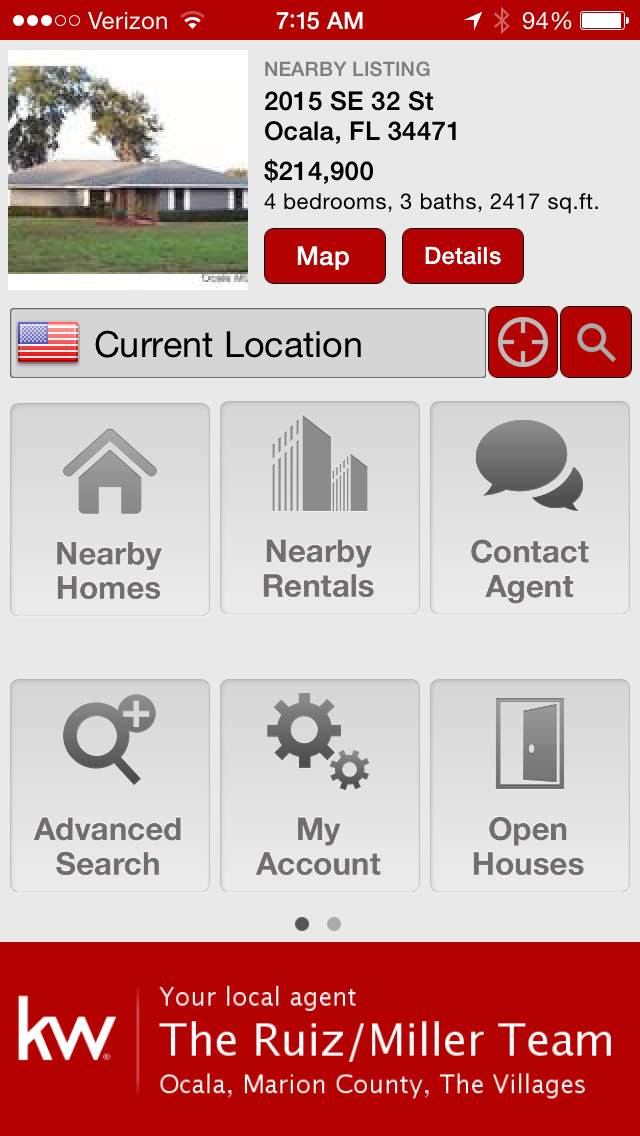 Search all homes for sale or rent in the USA. http//app