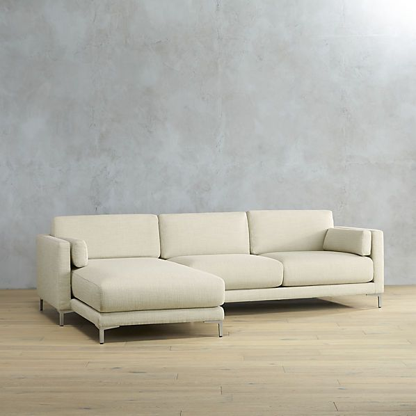 district 2-piece sectional sofa   CB2 : cb2 sectional sofa - Sectionals, Sofas & Couches
