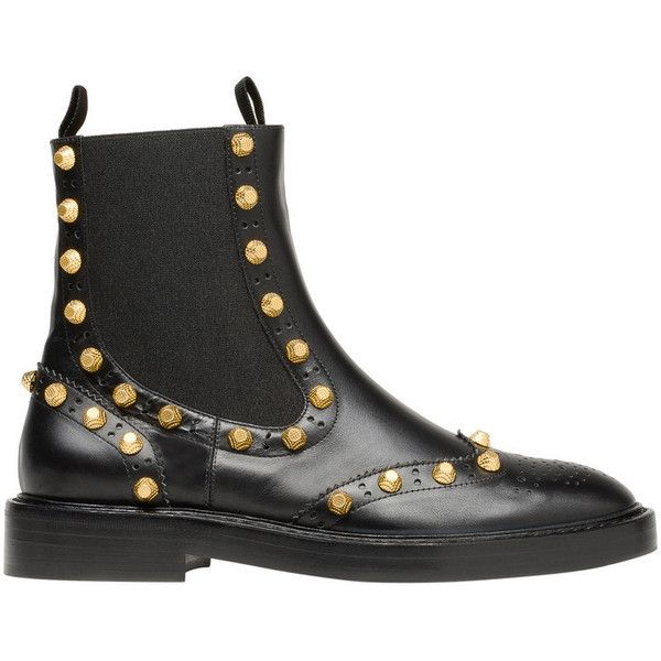 giant black booties How to Wear Booties - StyleBlueprint.
