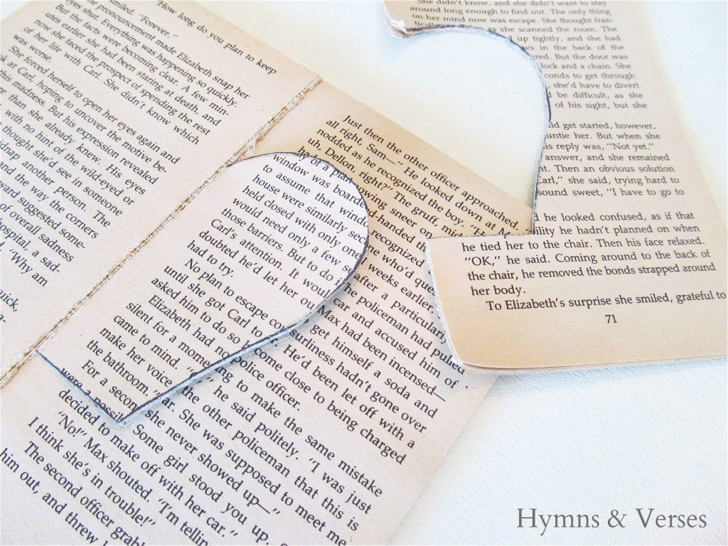 How to Make a Book Page Apple | Book Folding | Book making