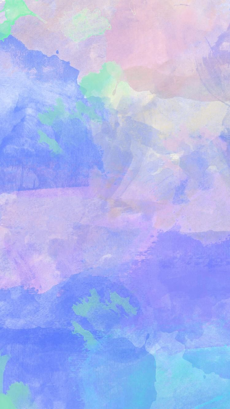 Watercolor Oboi Dlya Telefona Oboi Uroki Akvarelnoj Zhivopisi