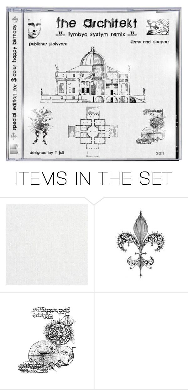 """""""The Architekt"""" by t-juli ❤ liked on Polyvore featuring art"""