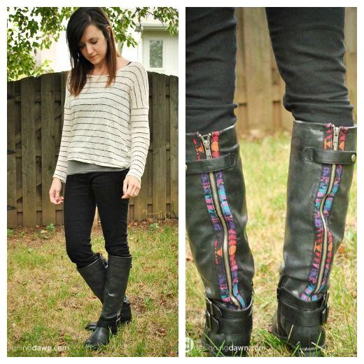 Outfit of the Day: Booooots | Amore, Stivali neri e Stivali