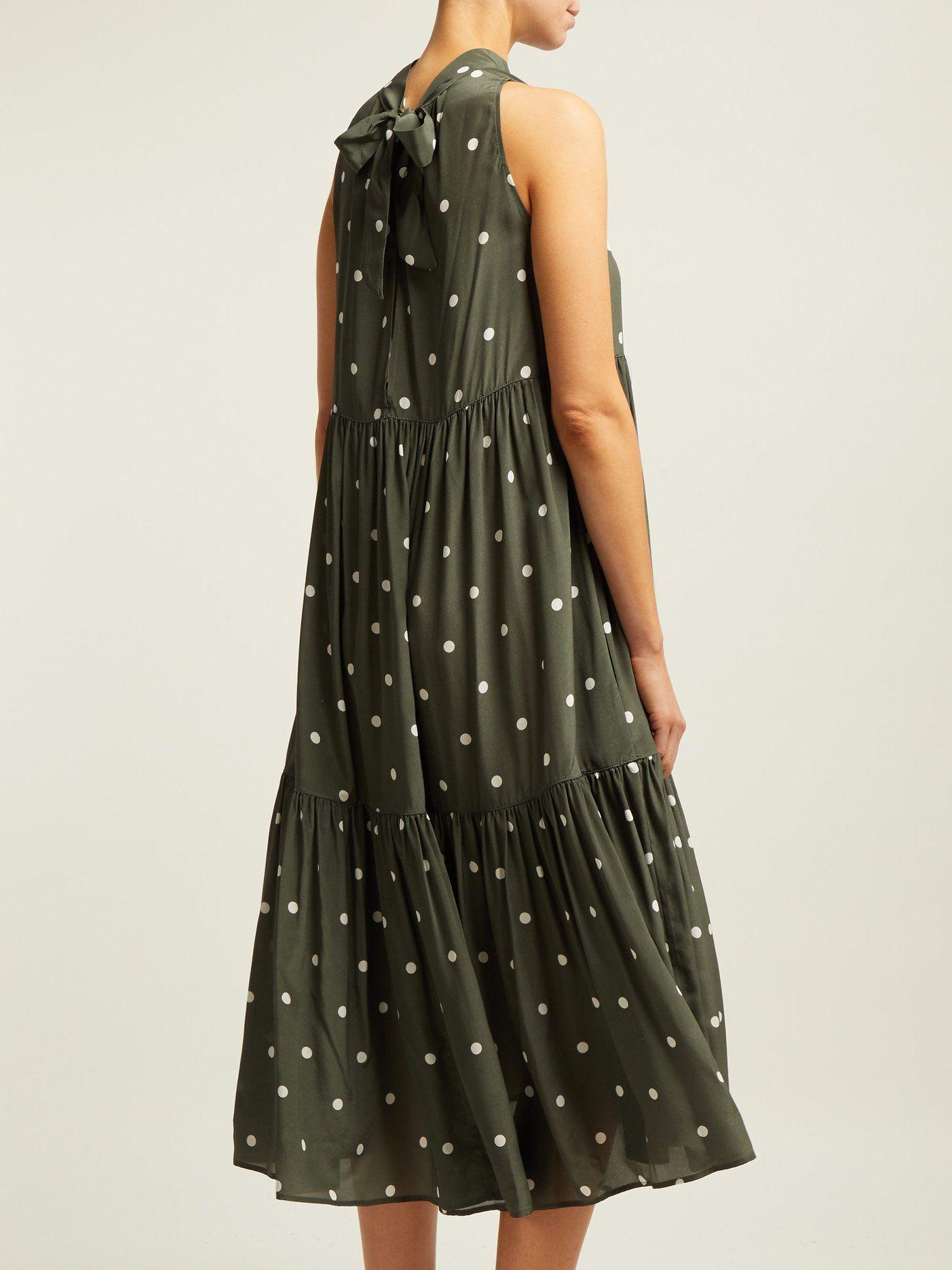 12+ Asceno polka dot dress inspirations