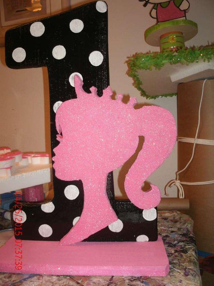 resultado de imagen para cumpleaos de barbie ideas - Ideas Cumpleaos