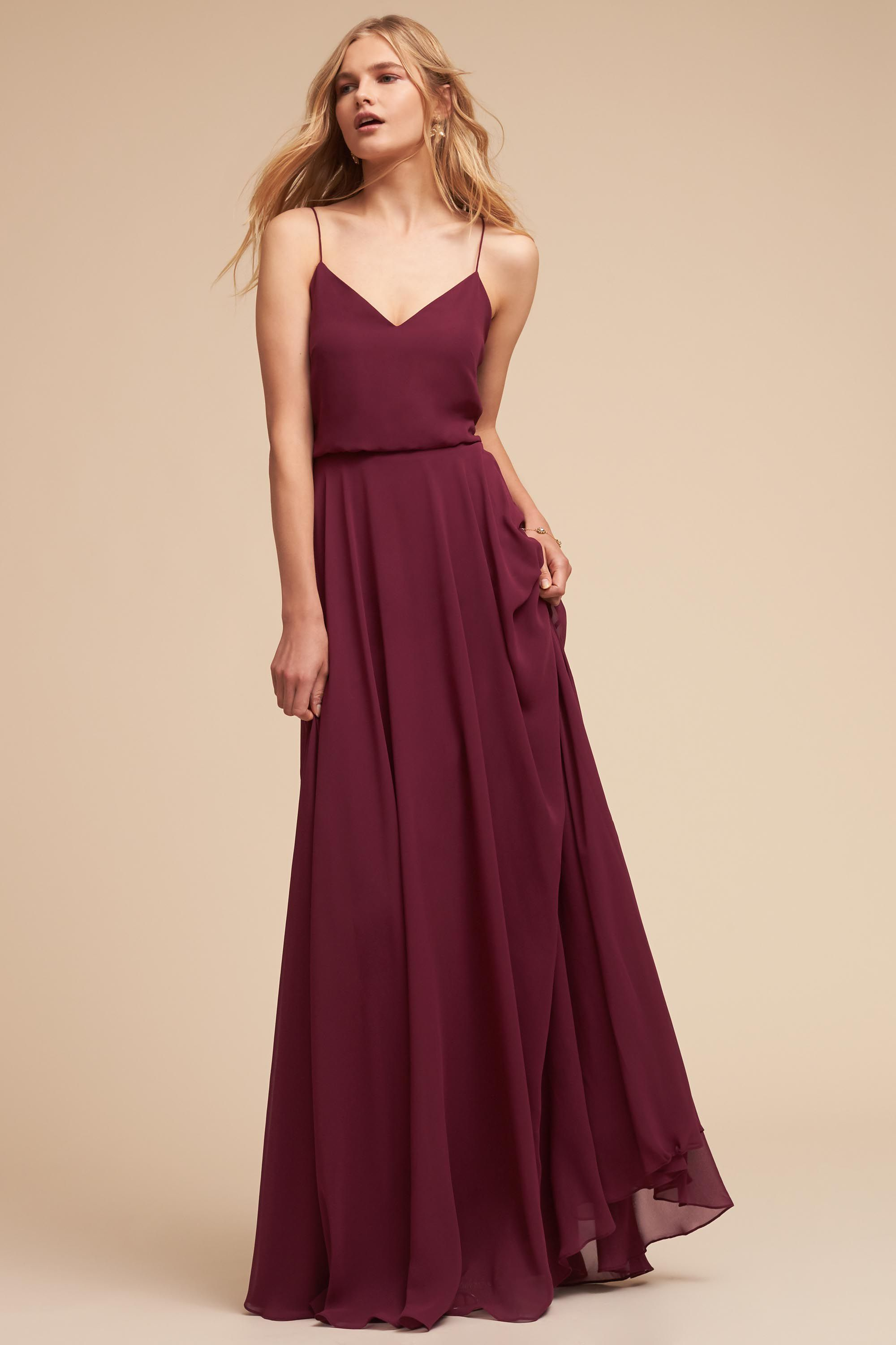 73f62cf5601 Inesse Dress from  BHLDN